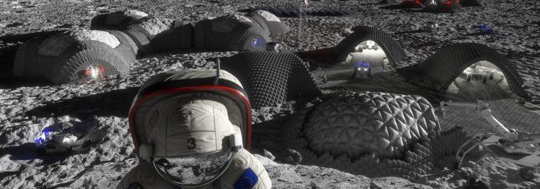 DijitalX | NASA robot filosuyla Ay'da üs kuracak