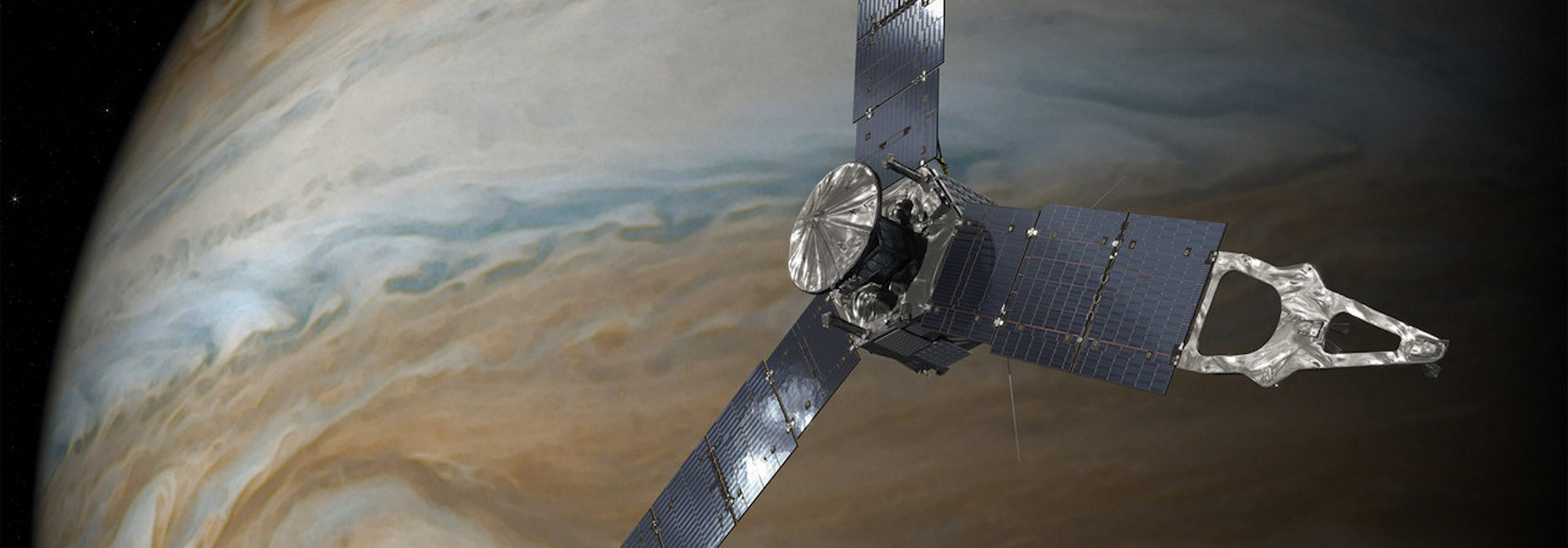 CNNTurk | Juno, Jüpiter'e Ulaştı! NASA Çalışanı Astrofizikçi Umut Yıldız Canlı Yayında Açıklıyor