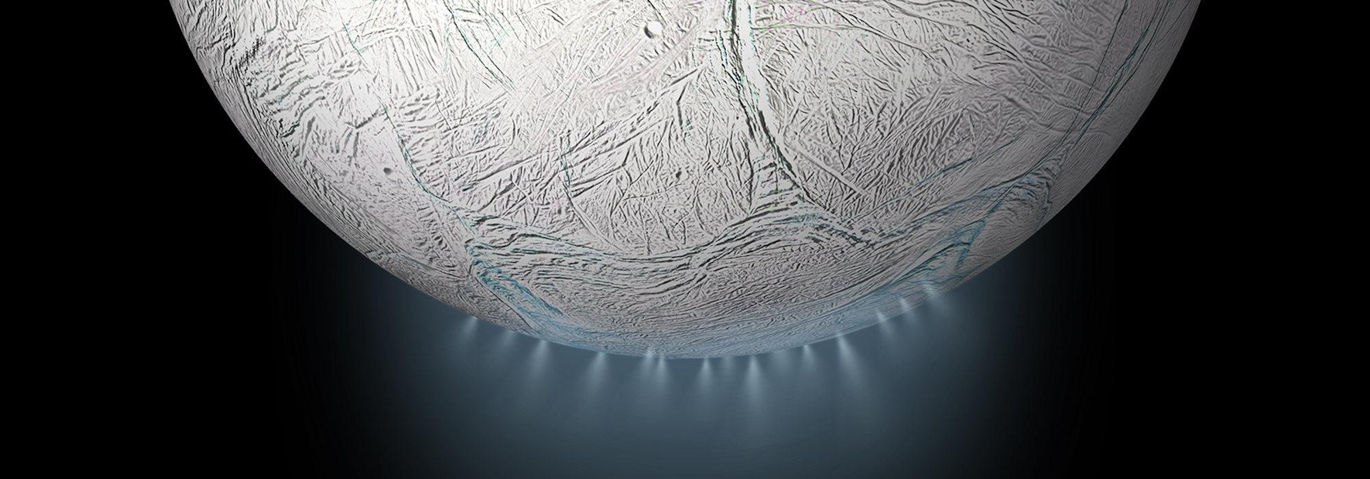 Enceladus'ta Yaşam İhtimali