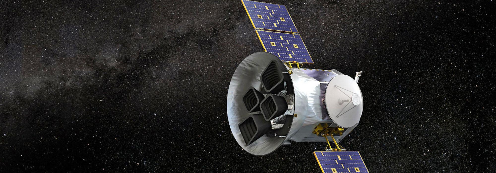 Yeni ötegezegen kaşifi TESS yola çıkıyor