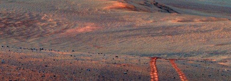 Mars'ta fırtına ve metan bulmacası