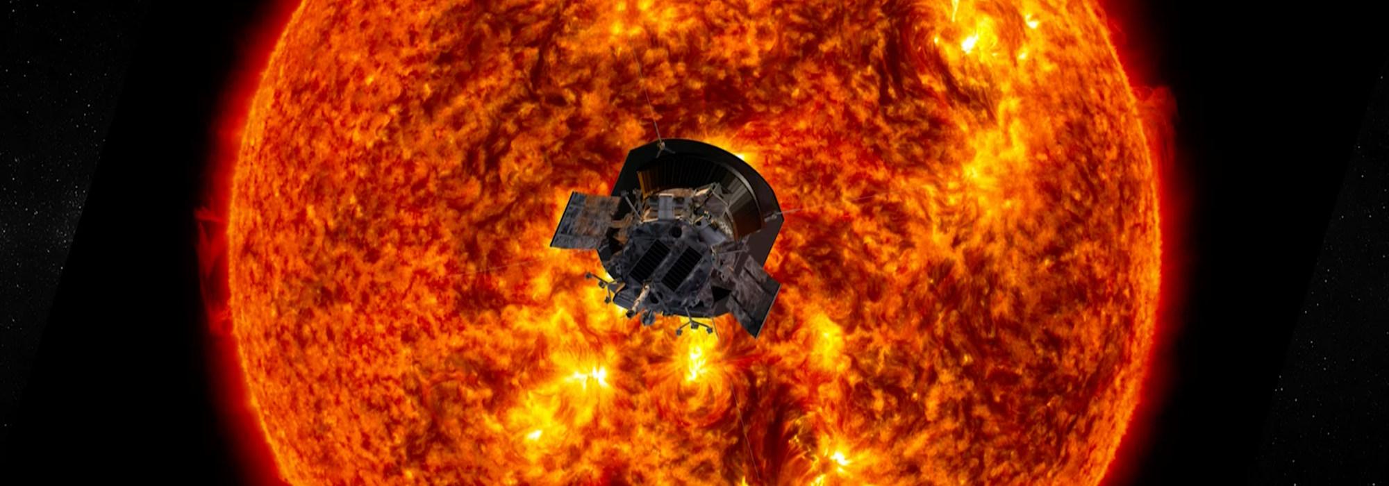 Parker Güneş Sondası, Güneş'e Dokunacak