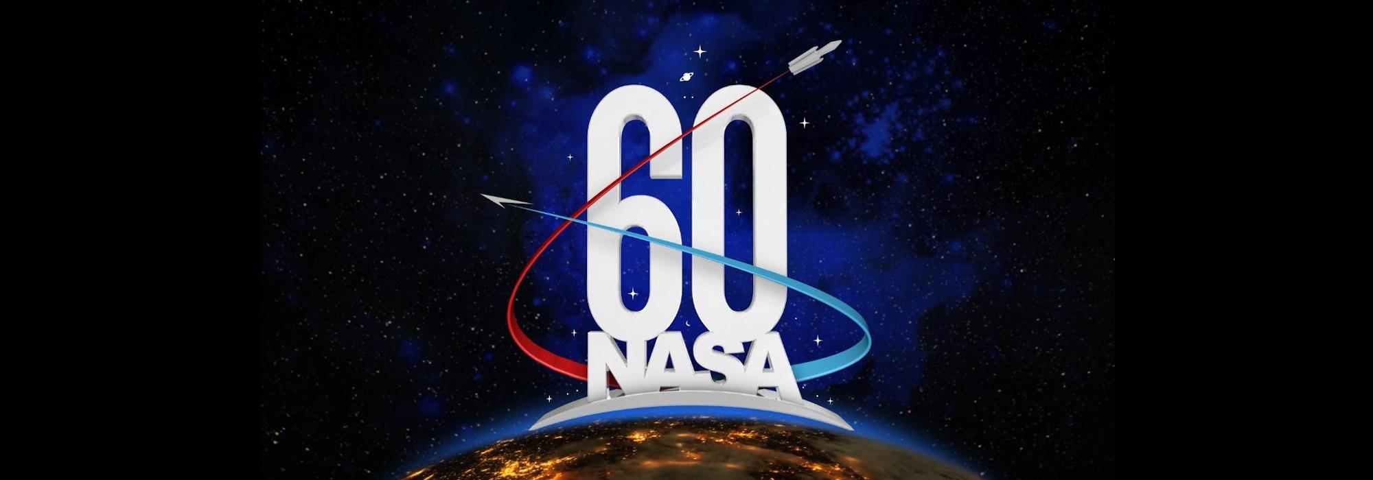 NASA 60 Yaşında