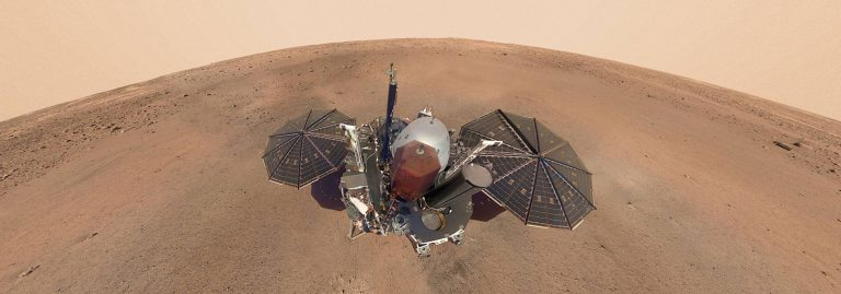 Insight, Mars'a kondu! | Haber Global TV