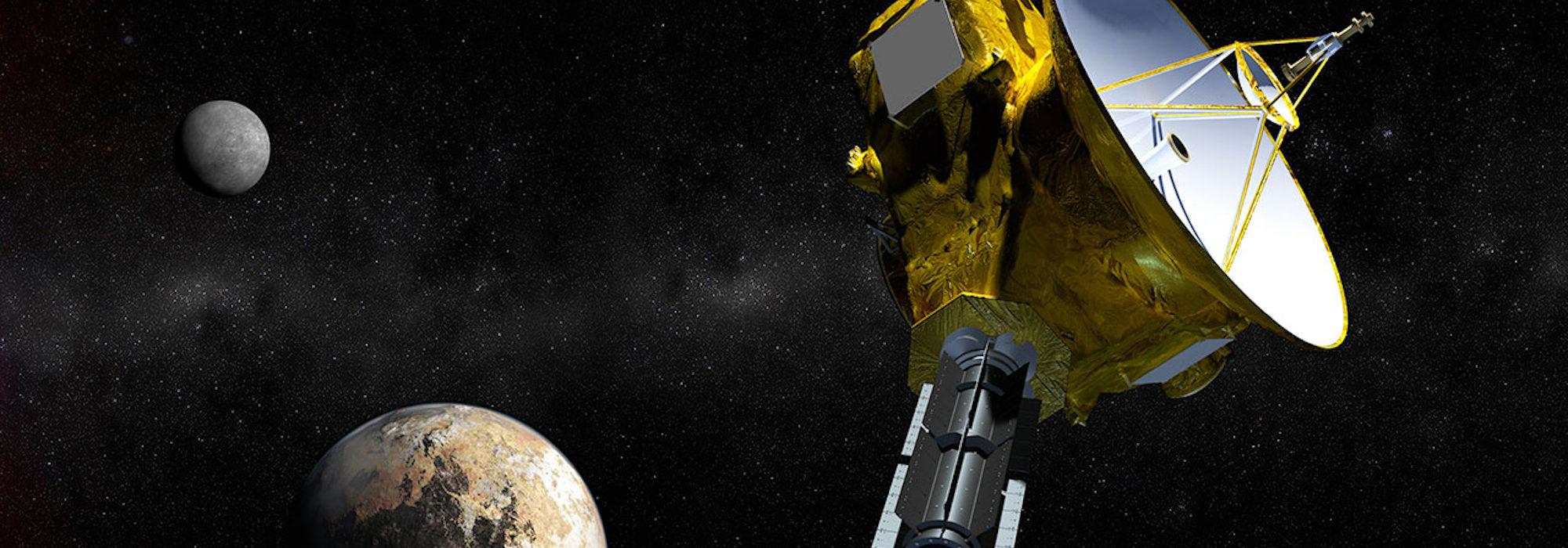 NASA'da görevli astrofizikçi: New Horizons bilim adına önemli sürprizler yapabilir