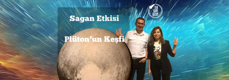 Tek Çare Uzay | Sagan Etkisi, MARCO-A, Plüton'un Keşfi, Starship Raptor