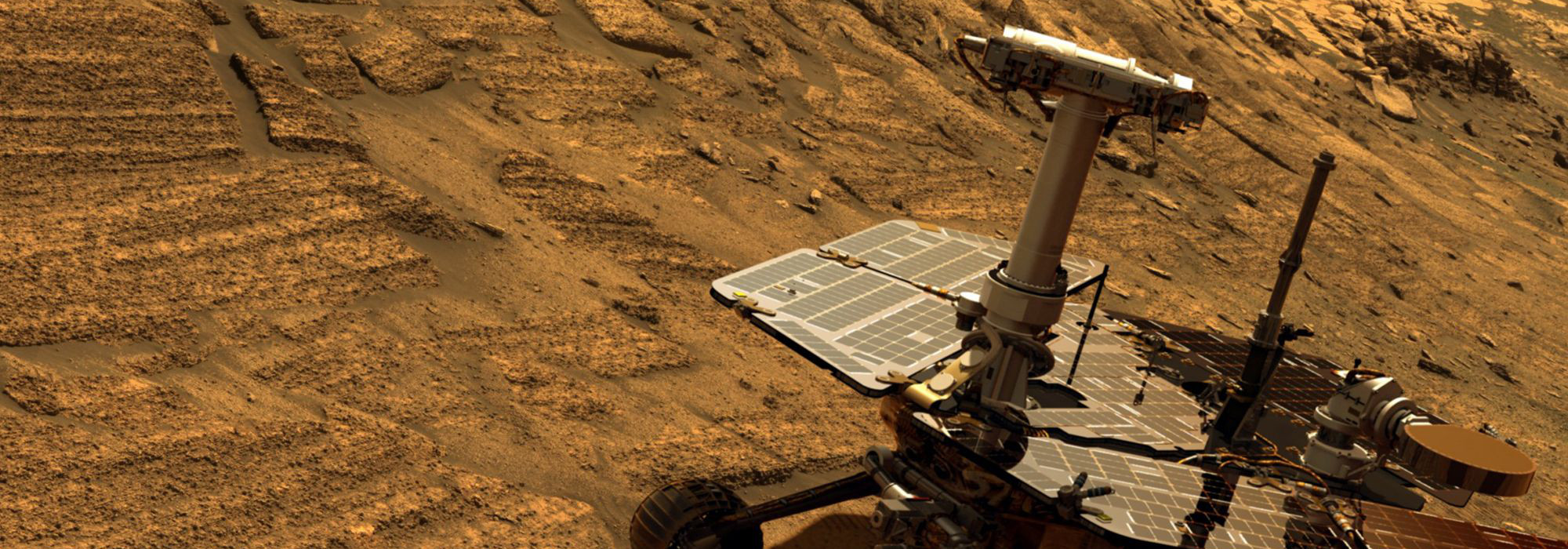Spirit ve Opportunity: Mars'ın ikiz robotlarına veda