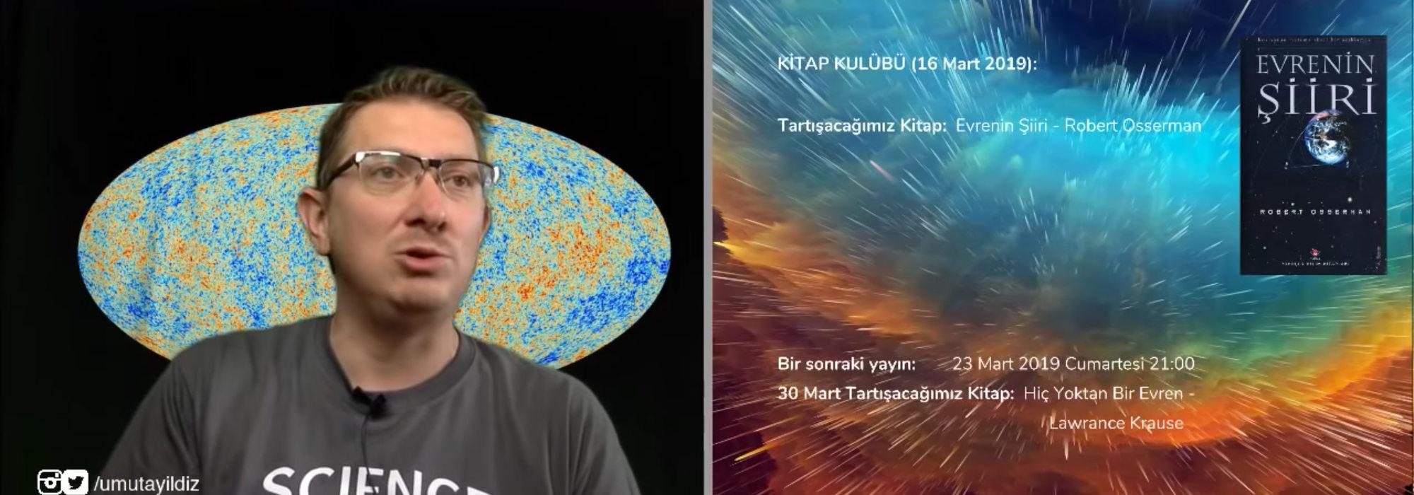Kitap Kulübü | Evrenin Şiiri – Robert Osserman