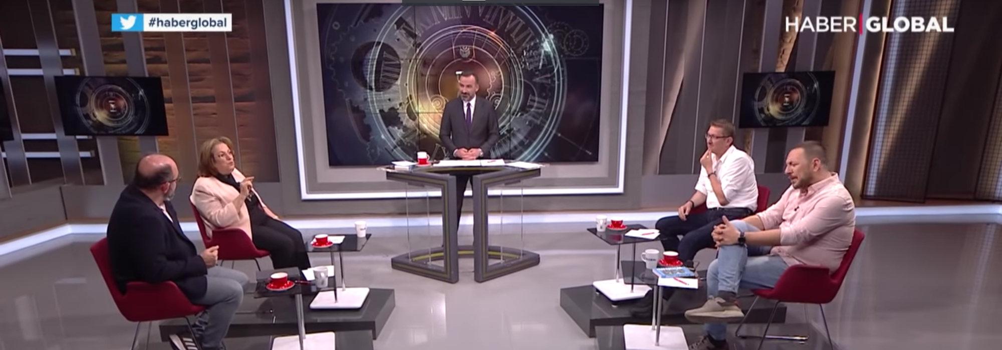 Haber Global Tv Başka Gündem – Kara Delikler ve Zamanda Yolculuk