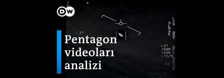 DW Türkçe | Asteroit, Starlink ve Pentagon uçan cisim görüntüleri