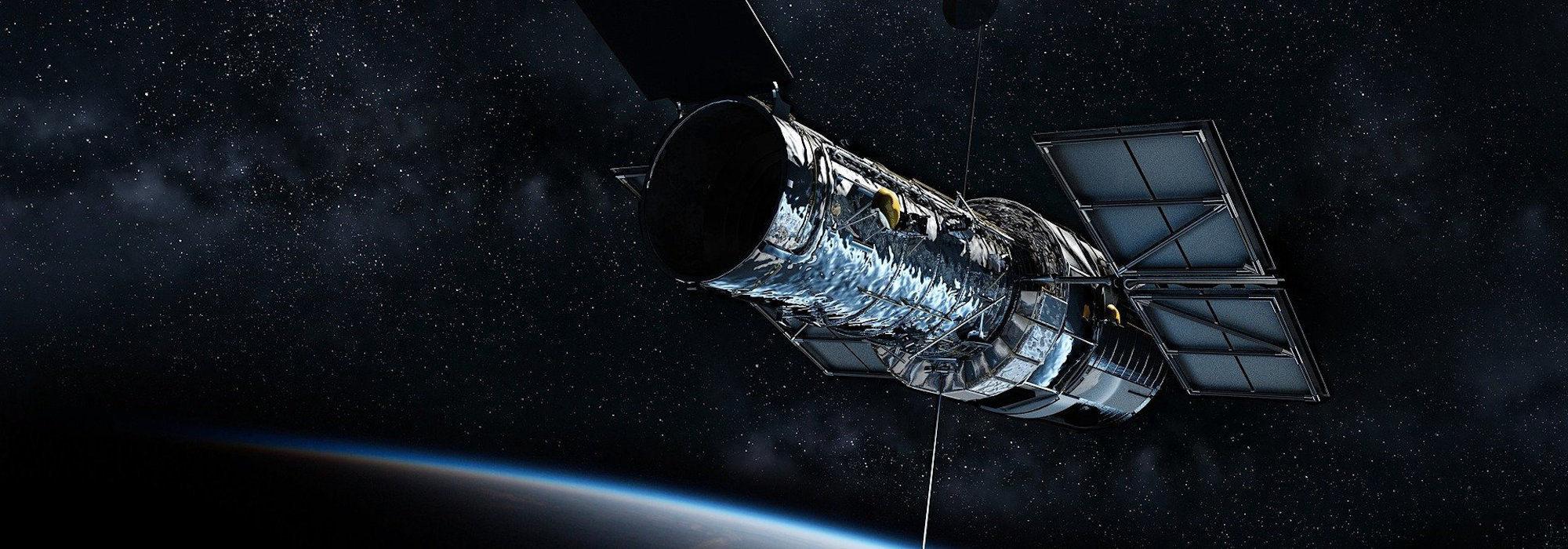 Hubble Uzay Teleskobu 30 Yaşında