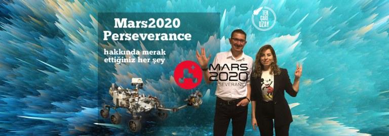 """NASA'nın yeni Mars2020 """"Azim"""" Perseverance robotu hakkında her şey"""