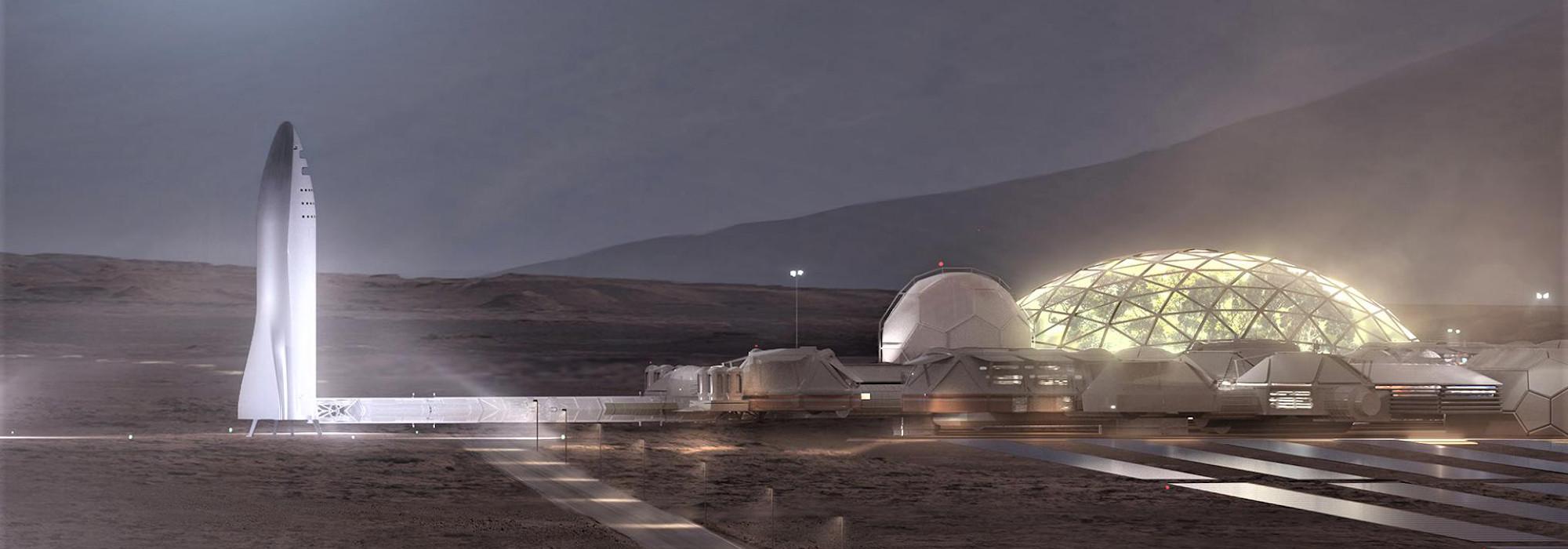 2035'ten önce Mars mümkün mü?