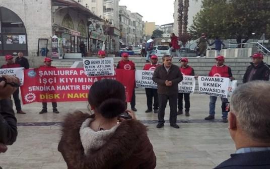 Tüv-Türk direnişçilerine jandarma baskısı: Esnaftan imza toplayıp engellemeye çalışıyorlar