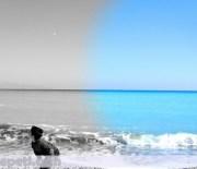Beyaz Mavi Tatilimiz :)