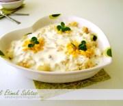 Sebzeli Etimek Salatası
