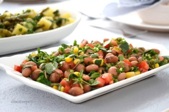 salata tarifleri,semizotu salatası