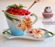 Zeytinyağlı,Pancarlı Kuskus Salatası