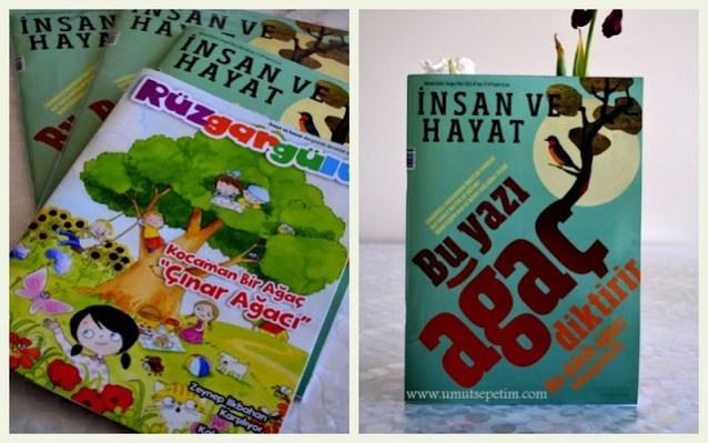 İnsan ve Hayat Dergisindeyim :)