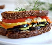Sebzeli Sandviç ;)