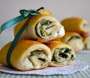Pazılı Puf Çörekler :)