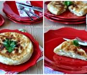 Pırasalı Şip-Şak Tava Böreği