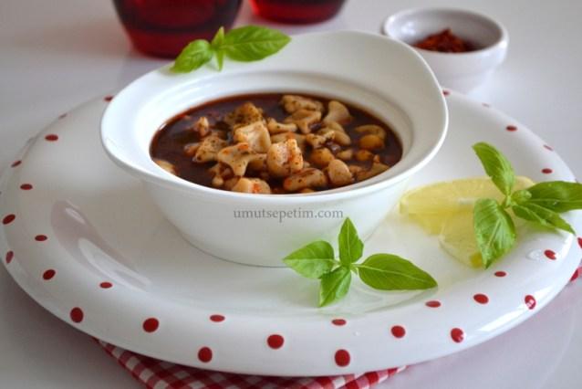 Adana'nın Meşhuur Mantı  Çorbası (Yüksük  Çorbası)
