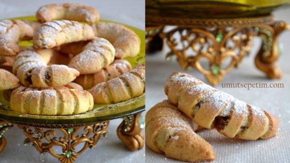 kurabiye tarifleri,elmalı kurabiye