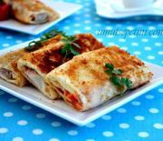 Etli  Paçanga Böreği Tarifi