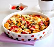 Kahvaltılık  Simit Kebabı  Tarifi