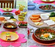 Kahvaltı  Sofrası  ve  Pratik  Kahvaltılık  Tarifleri