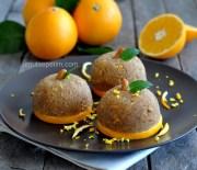 Portakallı  İrmik  Tatlısı  Tarifi