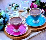 Bol Köpüklü Türk  Kahvesinin  Sırrı ( Sodalı  Türk  Kahvesi)
