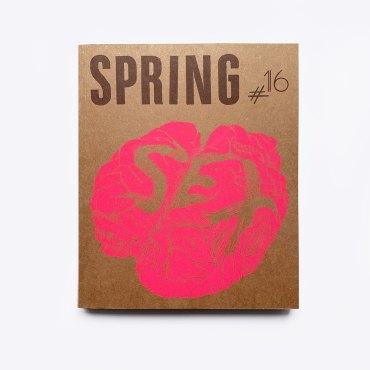 SPRING – Magazin – #16 Sex