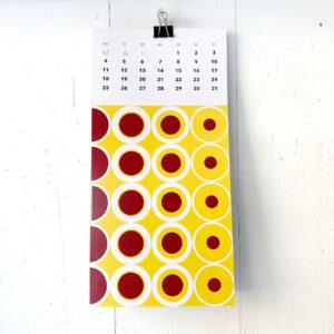 Kalenderblatt, Mai, Umwerk Kalender, 2020, Muster,