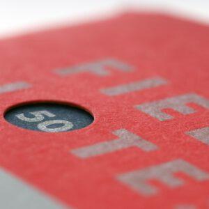 Field Notes,Fifty, Ausstanzung, Loch, Close up,