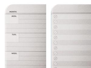 Detail der Innenseiten, Field Notes, Resolution Edition,