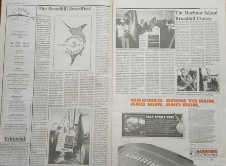 This is what The Sardine News looked like in 1992!