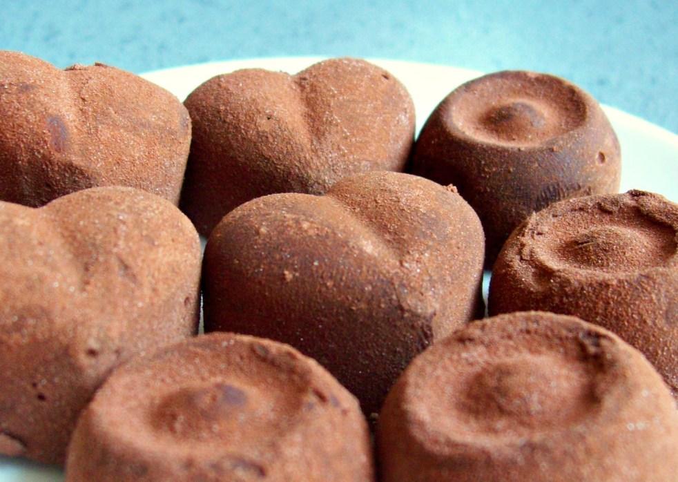 bonbons ultra moelleux au chocolat