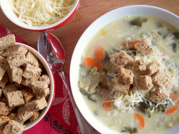 Soupe fribourgeoise