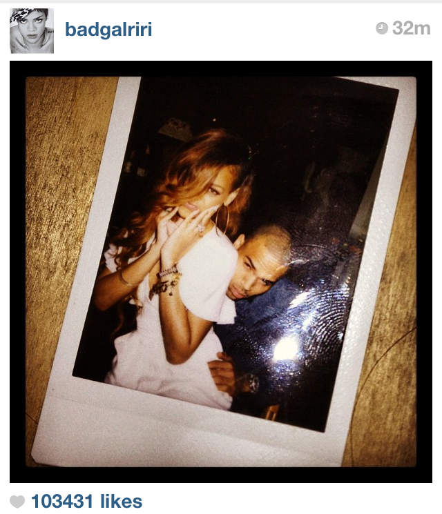 Rihanna_with_ChrisBrown_Birthday