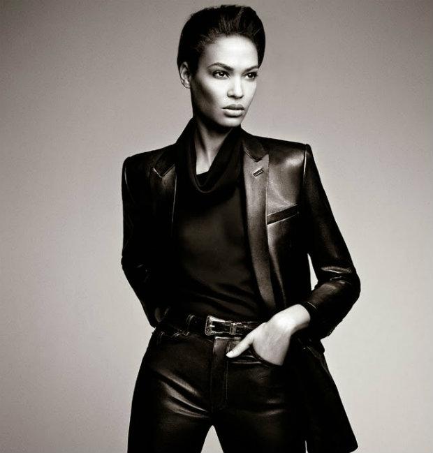 joan_smalls_pulled_back_hair_leatherjacket_turtleneck
