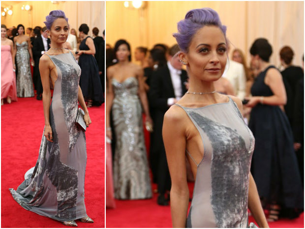 nicole_ritchie_metgala_2014_purple_hair
