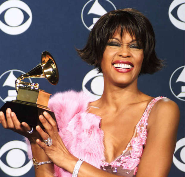 02092015_WhitneyHouston_Bob_Bangs_BrownHair_ShortHair