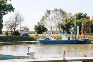A stop along the Estuary