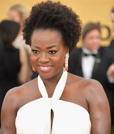 ViolaDavis_TwistOut_Short_Natural_Black_Hair