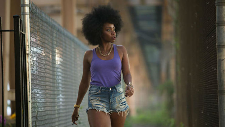 Teyonah Parris in Chiraq