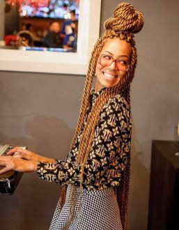 honey blond-box-braids-9