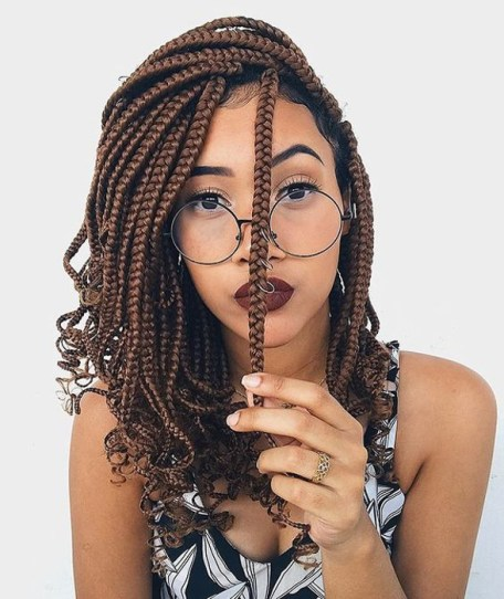 83 Box Braid Pictures That Ll Help You Choose Your Next Style Un Ruly
