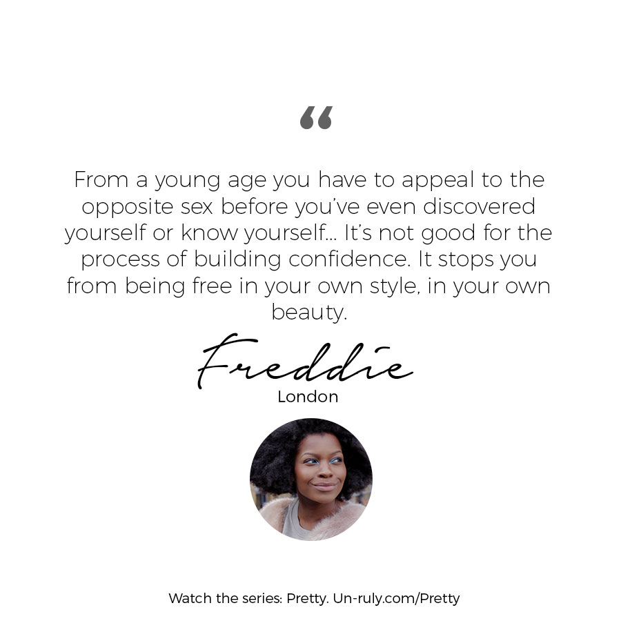 freddie-beauty-standards-quote